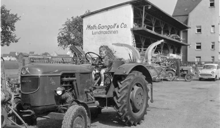 Gangolf Landmaschinen